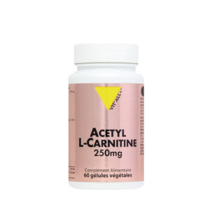 Acétyl L-Carnitine VIT'ALL+