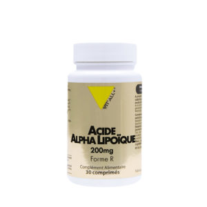 Acide Alpha Lipoïque VIT'ALL+