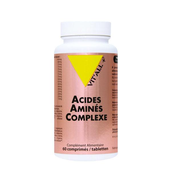 Acides Aminés Complexe VIT'ALL+