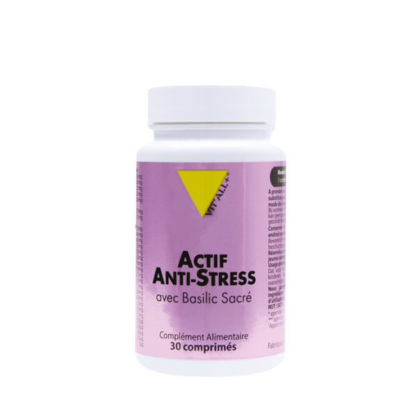 Actif Anti Stress VIT'ALL+
