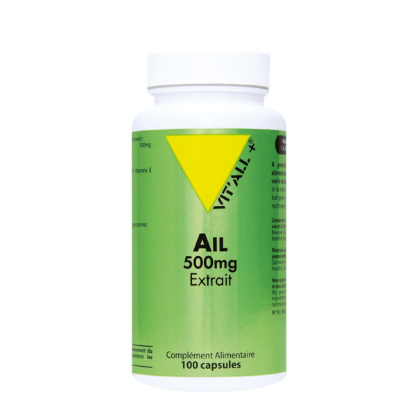 Ail 500mg VIT'ALL+