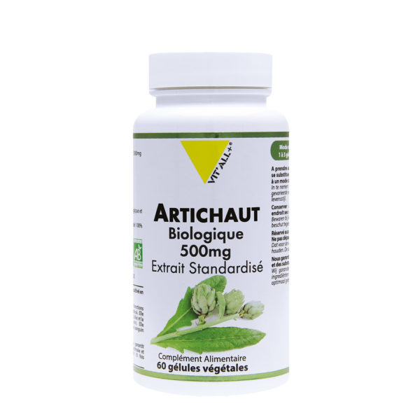Artichaud Bio VIT'ALL+