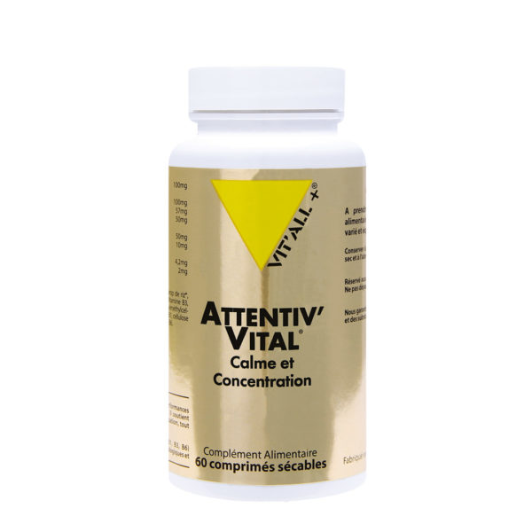 Attentiv' Vital VIT'ALL+