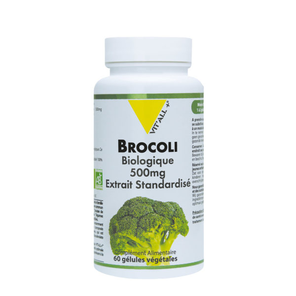 Brocoli Bio VIT'ALL+