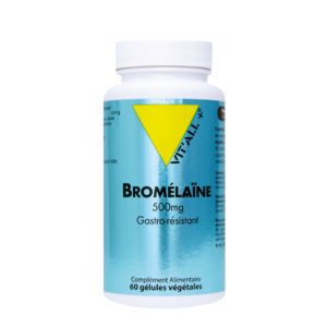 Bromélaïne VIT'ALL+