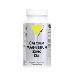 Calcium Magnésium Zinc D3 VIT'ALL+