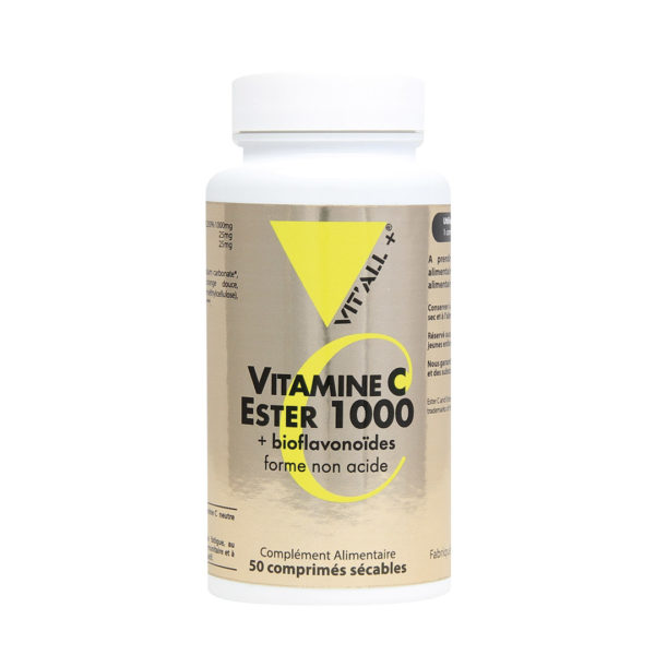 Vitamine C ester 1000 VIT'ALL+