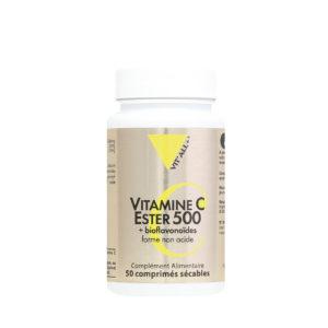 Vitamine C Ester 500mg VIT'ALL+