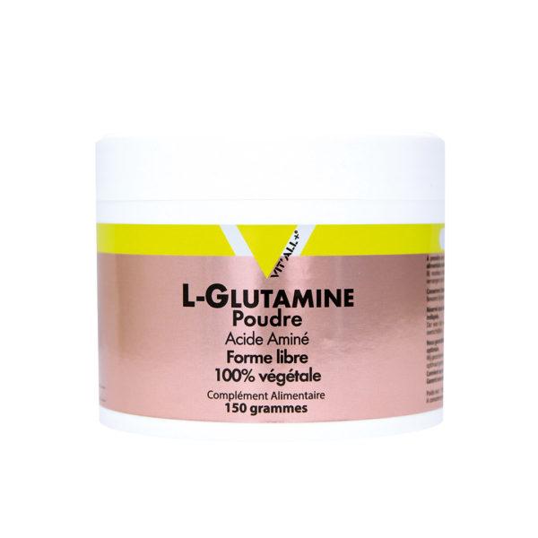 L-Glutamine Poudre VIT'ALL+