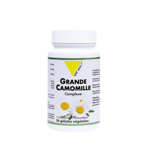 Grande Camomille Complexe VIT'ALL+