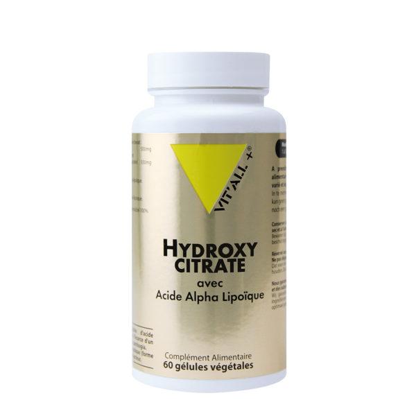 Hydroxycitrate VIT'ALL+