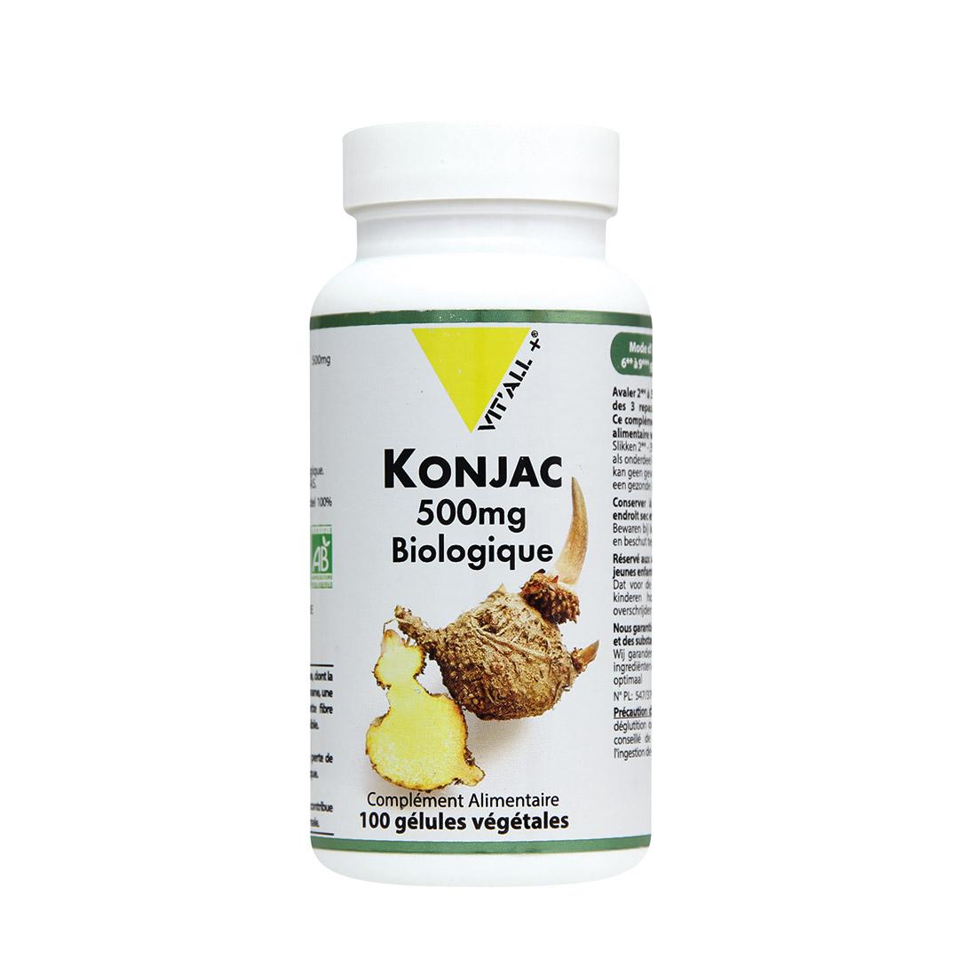 Konjac Bio* - VIT'ALL+ Compléments alimentaires français