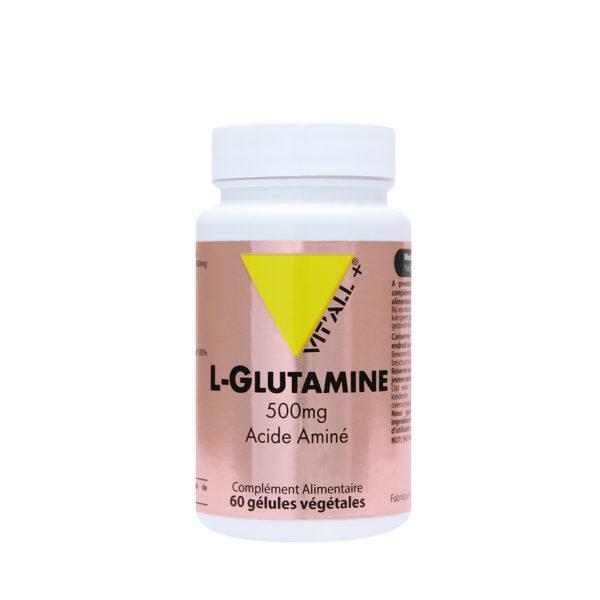 L-Glutamine VIT'ALL+
