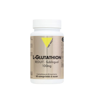 L-Glutathion Sublingual VIT'ALL+
