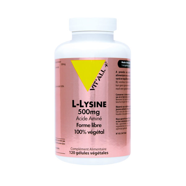 L-Lysine VIT'ALL+