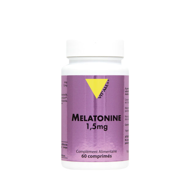 Mélatonine VIT'ALL+