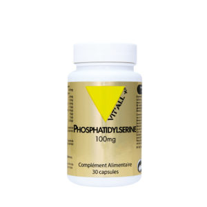 Phosphatidylsérine VIT'ALL+