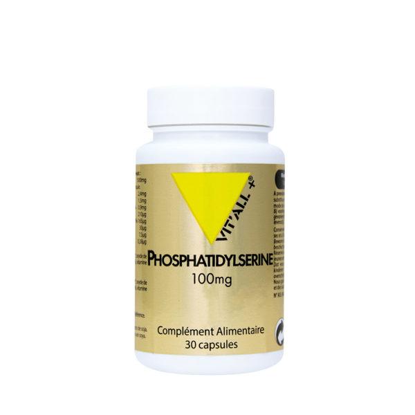 Phosphatidylsérine VIT'ALL+