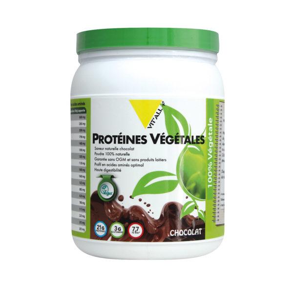 Protéines Végétales Chocolat VIT'ALL+