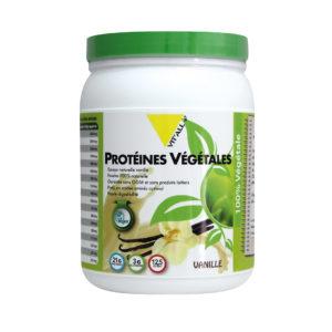 Protéines Végétales Vanille VIT'ALL+