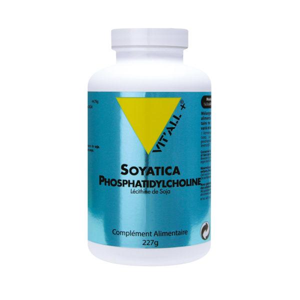 Soyatica Phosphatidylcholine VIT'ALL+