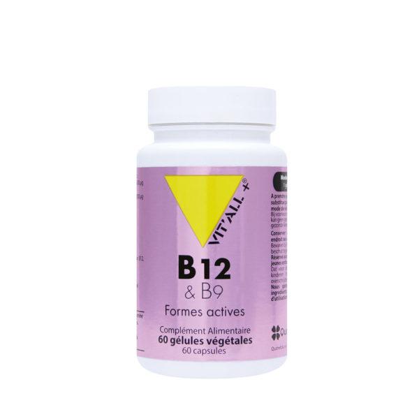 Vitamines B12 & B9 VIT'ALL+