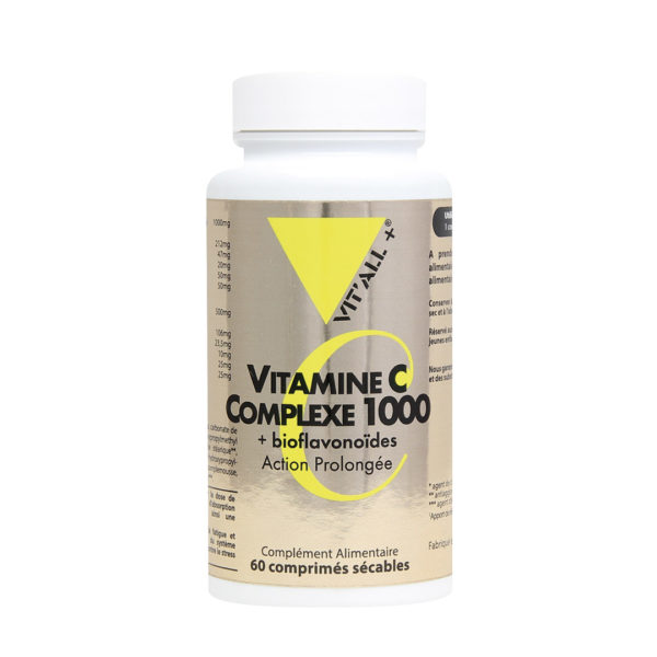 Vitamine C 1000 VIT'ALL+