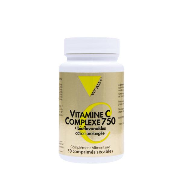 Vitamine C 750mg VIT'ALL+