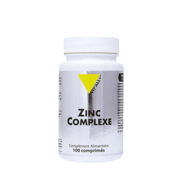 Zinc Complexe VIT'ALL+