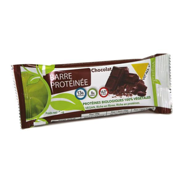 Barre Protéines Végétales VIT'ALL+