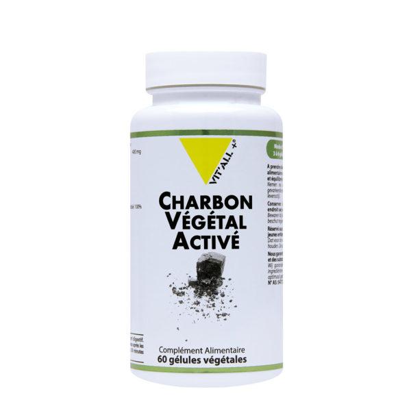 Charbon Végétal VIT'ALL+