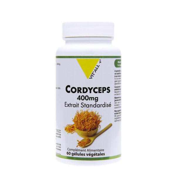 Cordyceps VIT'ALL+