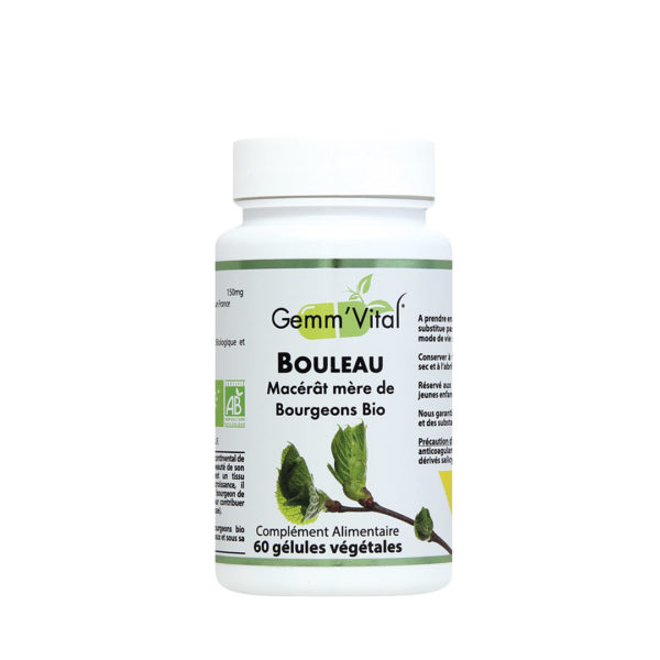 Bourgeon de Bouleau Bio VIT'ALL+