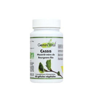 Bourgeon de Cassis Bio VIT'ALL+