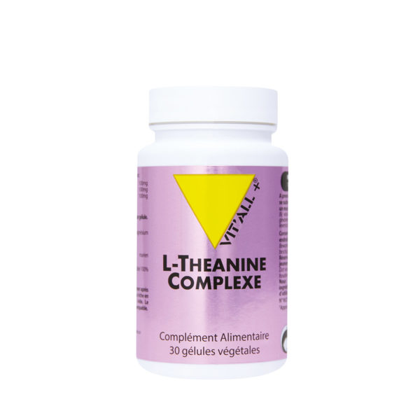 L-Théanine Complexe VIT'ALL+