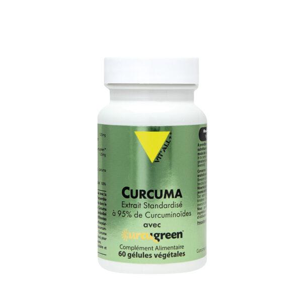 CURCUMA 250mg Extrait Standardisé