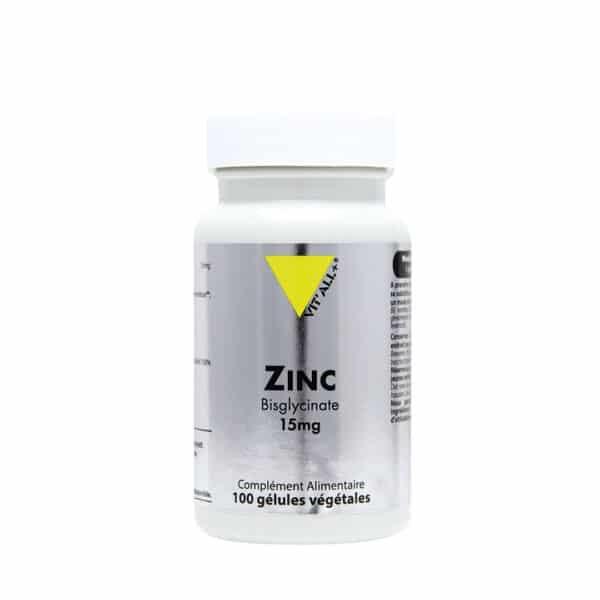 Zinc Bisglycinate 15mg